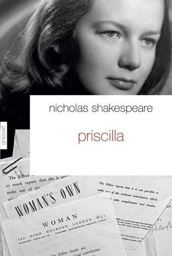 Priscilla. La vie cachée d'une Anglaise sous l'Occupation
