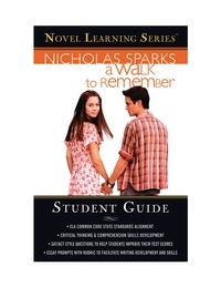Nicholas Sparks - A Walk to Remember - Student edition.