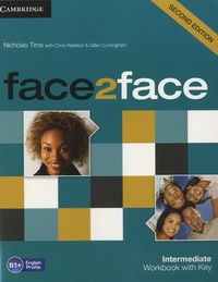 Face2face - Intermediate Workbook with Key.pdf