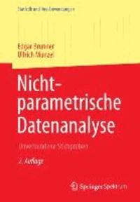 Nichtparametrische Datenanalyse - Unverbundene Stichproben.