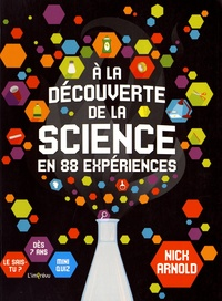 Era-circus.be A la découverte de la science - En 88 expériences Image