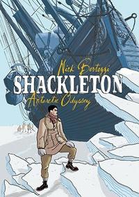 Nick Bertozzi - Shackleton - L'odyssée de l'Endurance.