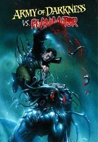 Nick Bradshaw et James Kuhoric - Army of Darkness vs. Re-animator - Tome 3.