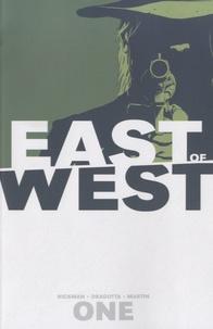 Nick Dragotta - East of West - Volume 1, Promise.