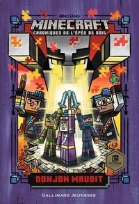 Nick Eliopulos - Minecraft - Chroniques de l'épée de bois Tome 5 : Donjon maudit.