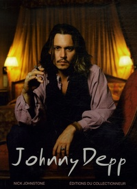 Nick Johnstone - Johnny Depp.