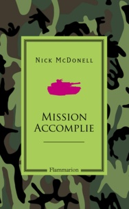 Nick McDonell - Mission accomplie.