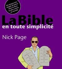 Nick Page - La Bible en toute simplicité.