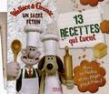 Nick Park - Wallace et Gromit - Un sacré pétrin : 13 recettes qui tuent.