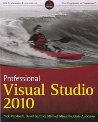 Professional Visual Studio 2010 - Nick Randolph pdf epub