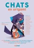 Nick Robinson - Chats en origami.