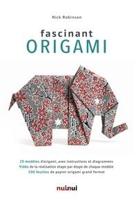 Nick Robinson - Fascinant origami.