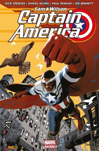 Captain America - 9782809471892 - 9,99 €