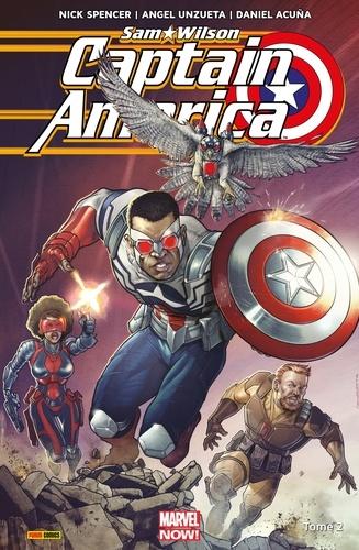 Captain America - 9782809475296 - 9,99 €