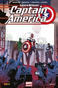 Nick Spencer - Captain America : Sam Wilson (2015) T03 - Qui mérite le bouclier?.