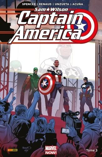 Captain America - 9782809476521 - 10,99 €