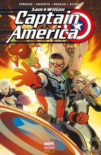 Nick Spencer et Donny Cates - Captain America : Sam Wilson T04 - Fin du chemin.