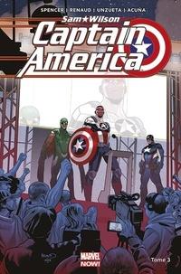 Nick Spencer et Paul Renaud - Captain America : Sam Wilson Tome 3 : Qui mérite le bouclier.