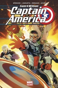 Nick Spencer et Donny Cates - Captain America : Sam Wilson Tome 4 : Fin du chemin.