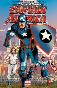 Nick Spencer et  Collectif - Captain America : Steve Rogers (2016) T01 - Heil Hydra.