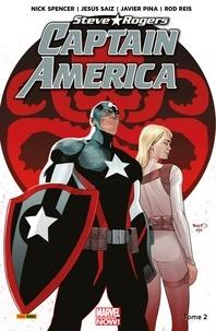 Nick Spencer - Captain America : Steve Rogers (2016) T02 - Le procès de Maria Hill.