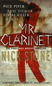 Nick Stone - Mr Clarinet.