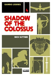 Nick Suttner - Shadow of the Colossus.