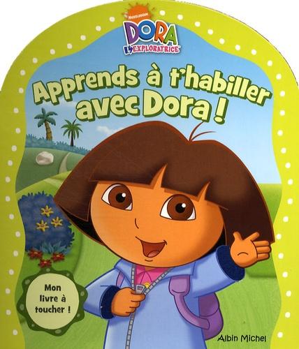 Nickelodeon - Apprends à t'habiller avec Dora.