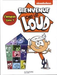 Nickelodeon - Bienvenue chez les Loud Intégrale Tome 1 : .