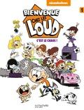 Nickelodeon - Bienvenue chez les Loud Tome 1 : C'est le chaos !.