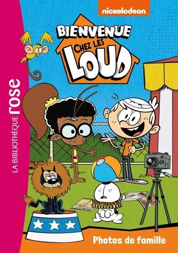 Nickelodeon - Bienvenue chez les Loud Tome 12 : Photos de famille.