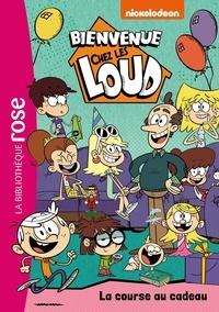 Nickelodeon - Bienvenue chez les Loud Tome 24 : La course au cadeau.