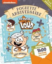 Nickelodeon et Emilie Malandain - Bienvenue chez les Loud - Spécial défi - 1h00 pour réunir les 10 soeurs.