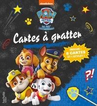 Nickelodeon - Cartes à gratter La Pat' Patrouille - Avec 8 cartes et 1 stylet !.
