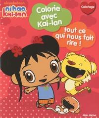 Nickelodeon - Colorie avec Kai-lan: tout ce qui nous fait rire !.