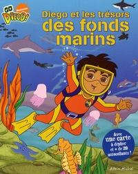 Nickelodeon - Diego et les trésors des fonds marins.