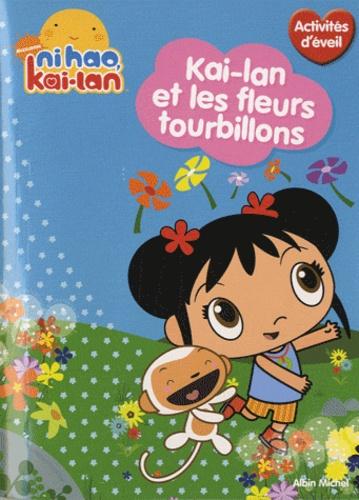 Nickelodeon - Kai-Lan et les fleurs tourbillons.