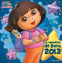 Nickelodeon - Le Calendrier Dora 2013.
