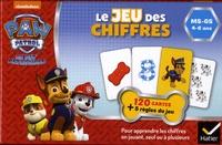 Deedr.fr Le Jeu des chiffres Pat'Patrouille - MS-GS 4-6 ans Image