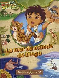 Nickelodeon - Le tour du monde de Diego.