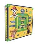 Nickelodeon - Ma box de rentrée La Pat' Patrouille - Avec 1 poster, 1 livre découverte, 1 livre d'activités, 1 livre de coloriage, 1 planche de stickers.