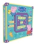 Nickelodeon - Ma box de rentrée Peppa Pig - Avec 1 poster, 1 livre de découverte, 1 livre d'activités, 1 livre de coloriage, 1 planche de stickers.