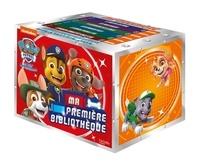 Nickelodeon - Ma première bibliothèque Paw Patrol - La Pat' Patrouille - Coffret en 6 volumes : Le jour des élections ; La maison connectée d'oncle Otis ; Les trois oiseaux ; Le camion poubelle fou ; Le labyrinthe de la jungle ; Les cupcakes d'Alex.