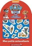 Nickelodeon - Mes petits autocollants La Pat' Patrouille - Les animaux.