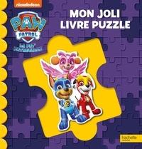 Nickelodeon - Mon joli livre puzzle Pat' patrouille.