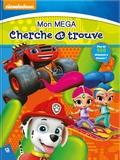 Nickelodeon - Mon Mega cherche et trouve.