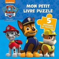 Nickelodeon - Mon petit livre puzzle.