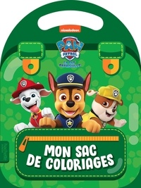 Nickelodeon - Mon sac de coloriages La Pat' Patrouille.