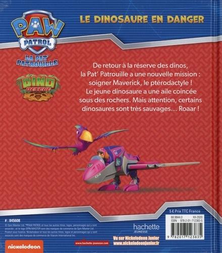 Paw Patrol La Pat' Patrouille  Le dinosaure en danger