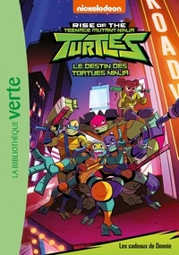 Nickelodeon - Rise of the Teenage Mutant Ninja Turtles Tome 4 : Les cadeaux de Donnie.